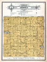 Deerfield Township, Waushara County 1914